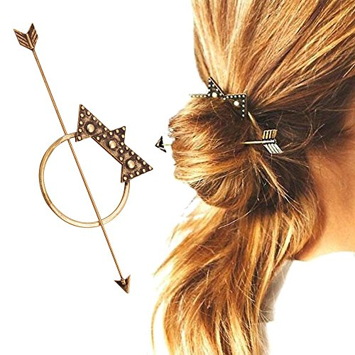 contever elegant dreieck haarclips haarschmuck hair. Black Bedroom Furniture Sets. Home Design Ideas