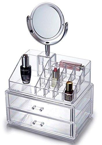17 6 11 5 11 5 cm mit 4 ebenen oxid7 organizer f r. Black Bedroom Furniture Sets. Home Design Ideas