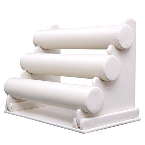 schmuckhalter wand galeara kettenhalter mit schriftzug schmuck wei schmuckaufbewahrung design. Black Bedroom Furniture Sets. Home Design Ideas