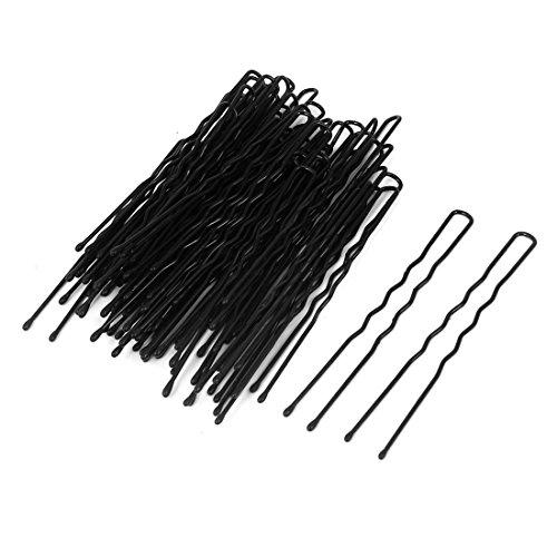 haar klipp toogoor 60 stk metall haar haarspange u form. Black Bedroom Furniture Sets. Home Design Ideas