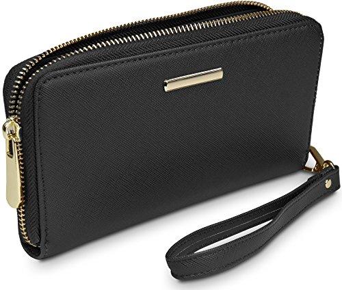 li hi handtasche damen handtasche shopper schwarz elegant schwarz handtasche gro e handtasche. Black Bedroom Furniture Sets. Home Design Ideas