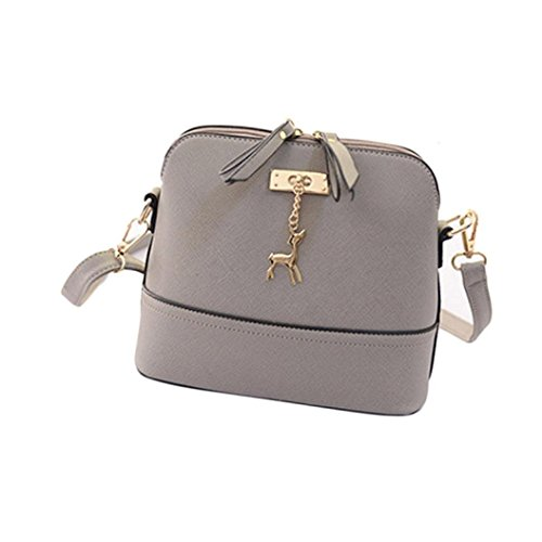 Handtasche Tasche Damentasche Beige Creme Klein Ausgezeichnet Im Kisseneffekt Kleidung & Accessoires