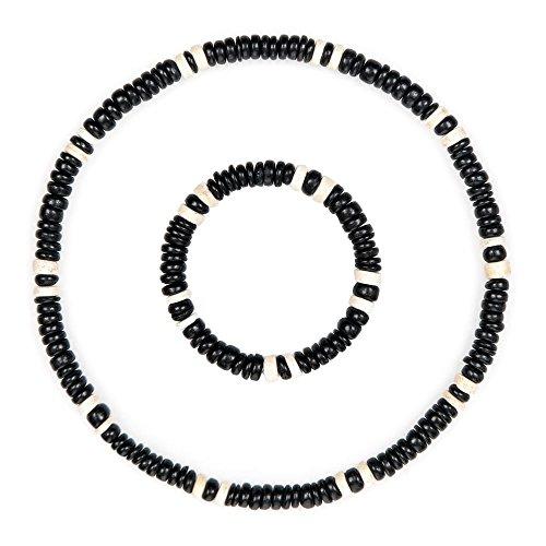 Herrenschmuck Uhren & Schmuck Lederkette Feder Surferkette Schwarz Braun Kette Surferschmuck Halskette Einfach Zu Schmieren