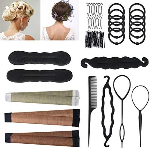 Eine Haarschnitt Kalt Wärme Locken Radient Haar Beenden Sie Den Entwurf Das Haar Trockner